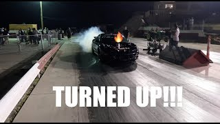 WE TURN THE BOOST UP!!!!!! Boosted rooster flys!!!!