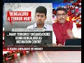 Left, Right & Centre | BJP MP Tejasvi Surya Triggers Up A Storm With Terror Remark - Video