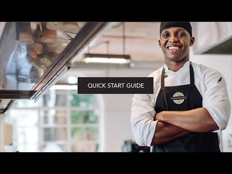 PizzaMaster Training Video 1 - Quick Start Guide