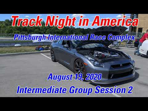 PittRace 8/19/20 Intermediate 2 - 2011 GT-R