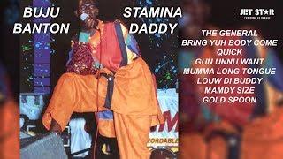 Best Of Buju Banton - 90s Reggae Mix (2017) | Jet Star