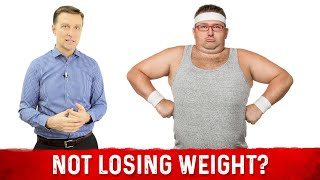 Not Losing Weight? Focus On This...