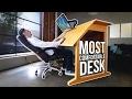 This Desk Will Prevent Back Pain! - Ergomaniac Furniture