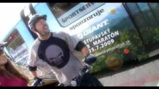 preview picture of video 'GIANT - Stupavsky MTB maraton 2009 / Invitation - TV spot  on 7th vol./ Spot pre TV kampaň 7. roč.'