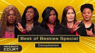 Best of BESTIES Special: Best Friends Turn To Best Enemies? (Compilation) | Paternity Court