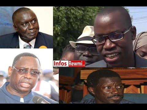 Politique: Par le biais de Yankhoba Diattara, Idy reprend le contrôle de Thies!