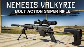 Concealable Backpack Precision Sniper Rifle | Multi-caliber,  Ambidextrous | Tactical Rifleman