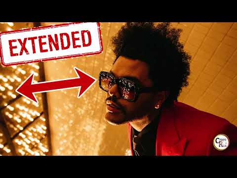 The Weeknd - Blinding lights [Extended Original Mix]