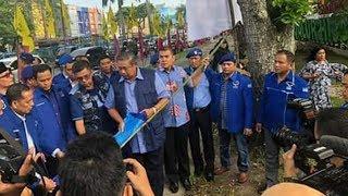 Terduga Perusakan Bendera Demokrat Ngaku Diperintah PDIP, Ketua DPD Riau Tampik Pelaku dari Kadernya
