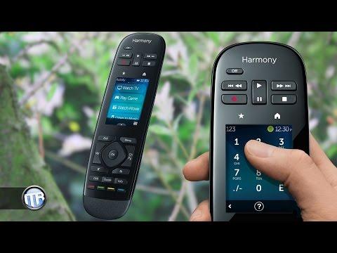 Viele Geräte, eine Fernbedienung - Logitech Harmony Ultimate One [Deutsch/German]