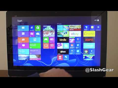 HP ENVY 23 TouchSmart hands-on for review