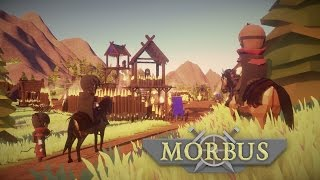 [Unity 5] MORBUS | MMO Game Project (Development Update 2017)