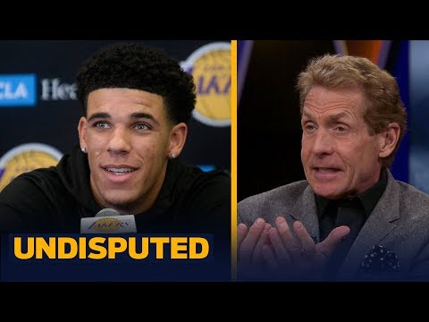 Skip Bayless doubles down on Lonzo Ball: He's a one in a generation passer | UNDISPUTED