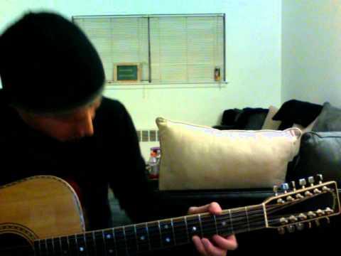 Tommy Strazza covering Jimi Hendrix Voodoo Child(Slight Return).mov