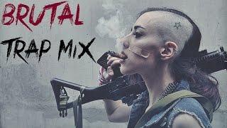 Best Hard Trap Music Mix 2015 [BRUTAL] - Monsterwolf Mixes