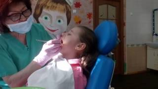 Поход к стоматологу)))