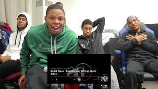 KODAK BLACK   EXPEDITIOUSLY (OFFICIAL MUSIC VIDEO)    REACTION