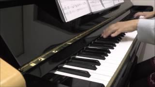 ルパン三世のテーマ'78をピアノで弾いてみた/アニメ「ルパン三世」/PianoSolo
