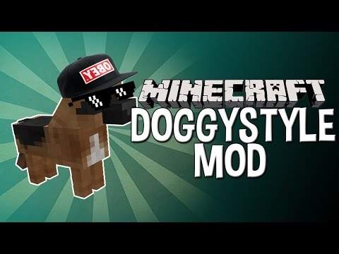 Minecraft: REAL DOGS MOD! - Dog Kennel, Whistle And More! - Mod Showcase