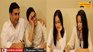 New Girl in Class - | Lalit Shokeen Comedy |