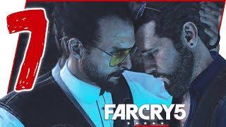 NOO!! THEY CAPTURED ME! - Far Cry 5 Walkthrough Ep.7