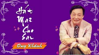 Hợp âm Hát Cho Mai Sau Trịnh Lâm Ngân