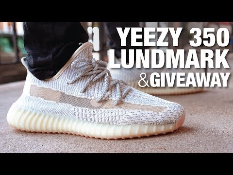 Adidas YEEZY Boost 350 V2 Lundmark Review & GIVEAWAY