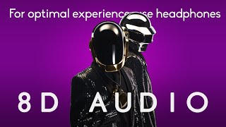 Daft Punk - Digital Love  |  8D Audio
