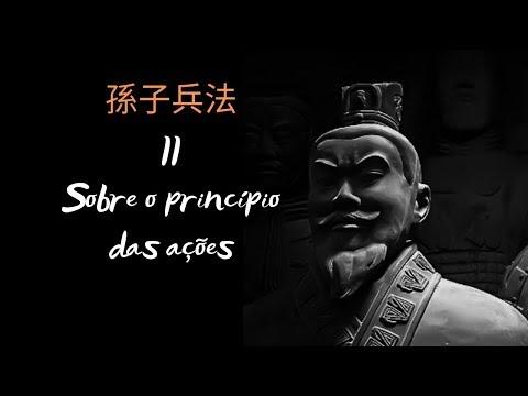 A Arte da Guerra - Capítulo II  Sobre o princípio das ações
