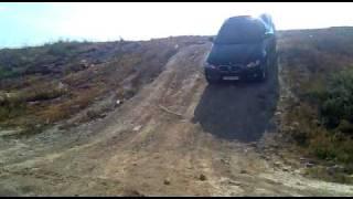BMW X6 offroad