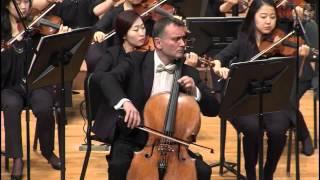 A. Dvořák Cello Concerto in b minor, Op.104 - Ⅰ.Allegro