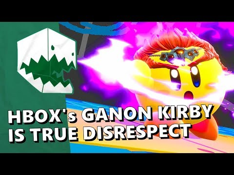 Kirby is Diet Jigglypuff | Hungrybox Smash Ultimate Highlights