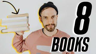 8 Life-Changing Books for Entrepreneurs & Investors