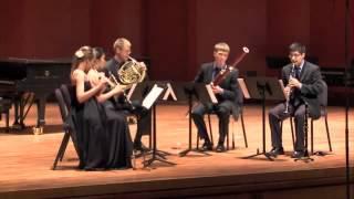 Hindemith: Kleine Kammermusik, Op. 24, No. 2, Movement I, II, IV & V
