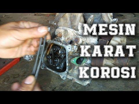 Video Yuk PERBAIKI HONDA GX 160 YANG UDAH KARAT & KOROSI