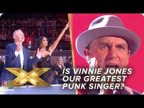 Is Vinnie Jones our greatest punk singer? | Live Show 4 | X Factor: Celebrity
