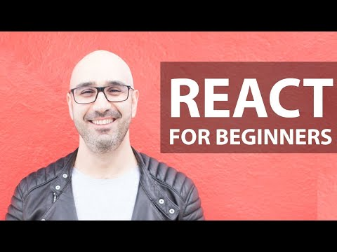 Learn React – React Crash Course 2018 – React Tutorial with Examples