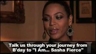 Inside the Mind of Beyonce/Sasha Fierce