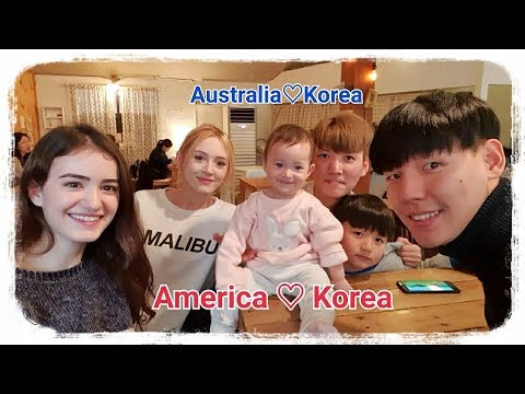 Sam and JJ &Young family collaboration (International couple)