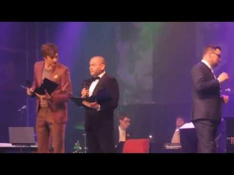 Golden Big Band Prague - Something Stupid - Vojta Dyk, Matěj Ruppert & Golden Big Band Pr