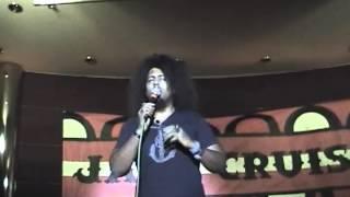 Reggie Watts Comedy Hour - Jam Cruise 4 MSC Lirica January 2006