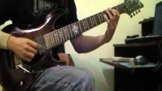 Sonata Arctica - Picturing The Past (solo cover)