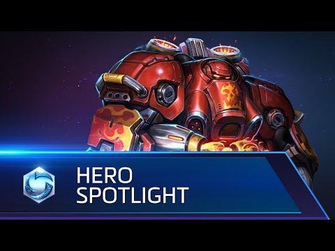 Blaze Spotlight – Heroes of the Storm