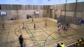 preview picture of video 'Vienna vs. SPG ASKÖ23-2/NMS Herthag., 10 Jahre MFFV ASKÖ 23, 25.01.2015, U12-Mädchen'