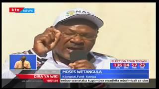 Dira ya Wiki: Viongozi wa muungano wa NASA wamefanya mkutano mkubwa katika uwanja wa Masinde Muliro