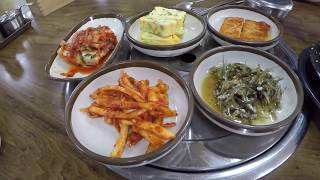 Пробуем корейскую еду в Сеуле # Путешествие в Корею