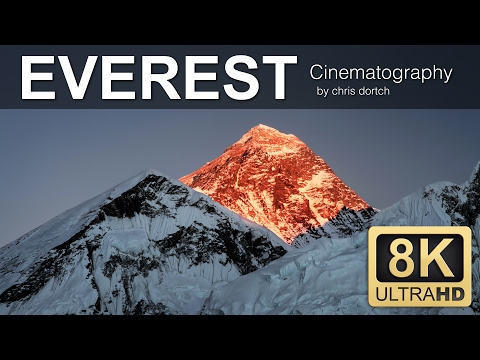 Sample HD (High Definition) video download of Everest