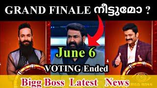 Bigg Boss Malayalam Season 3 Winner |Final Voting Result Update |Bigg Boss Season 3 Finale Latest