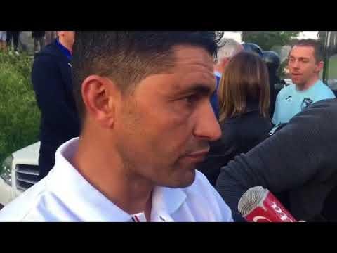 VIDEO. ACA-Le Havre : la réaction de Oswald Tanchot coach du Havre
