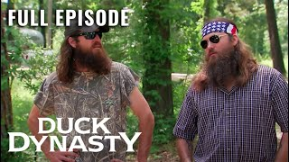 Duck Dynasty: Full Episode - Till Duck Do Us Part (Season 4, Episode 1) | Duck Dynasty